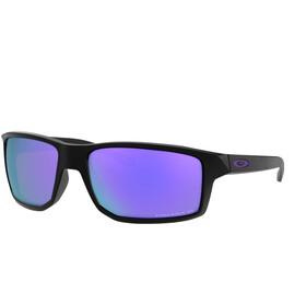 Oakley Gibston Okulary przeciwsłoneczne, matte black/prizm violet polarized